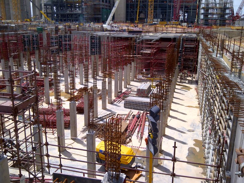 Kusile Power Station - Heavy Civil Slabs | Formscaff com